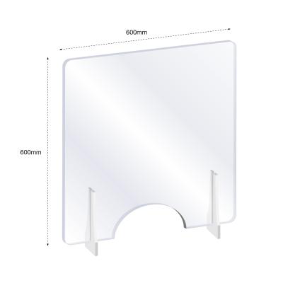 Covid-19 Acrylic Window Screen
