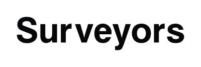 Surveyors Sign
