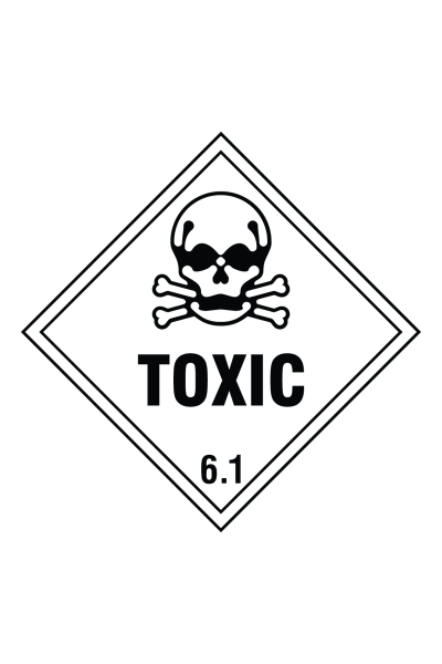 Toxic 6.1 Sign