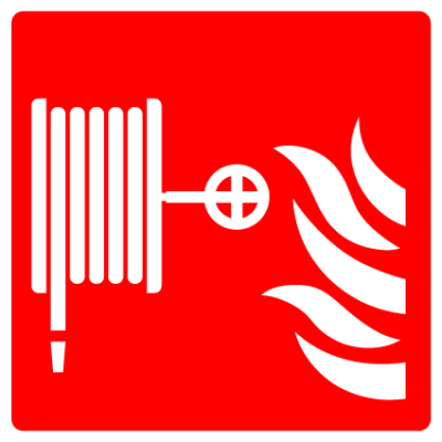 Firehose Sign