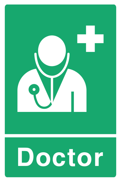 Doctor Sign