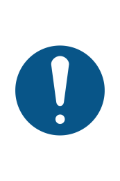 Exclamation Mark Sign - Icon