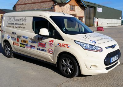 Vehicle Graphics In Cambridge