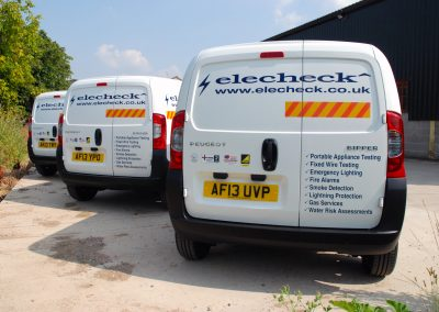 Printed Van Graphics