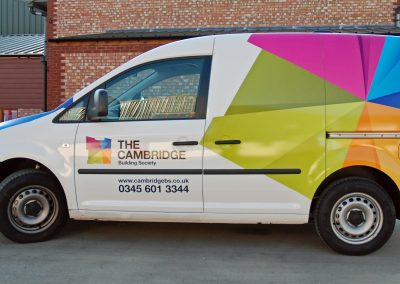 Van Graphics Cambridge