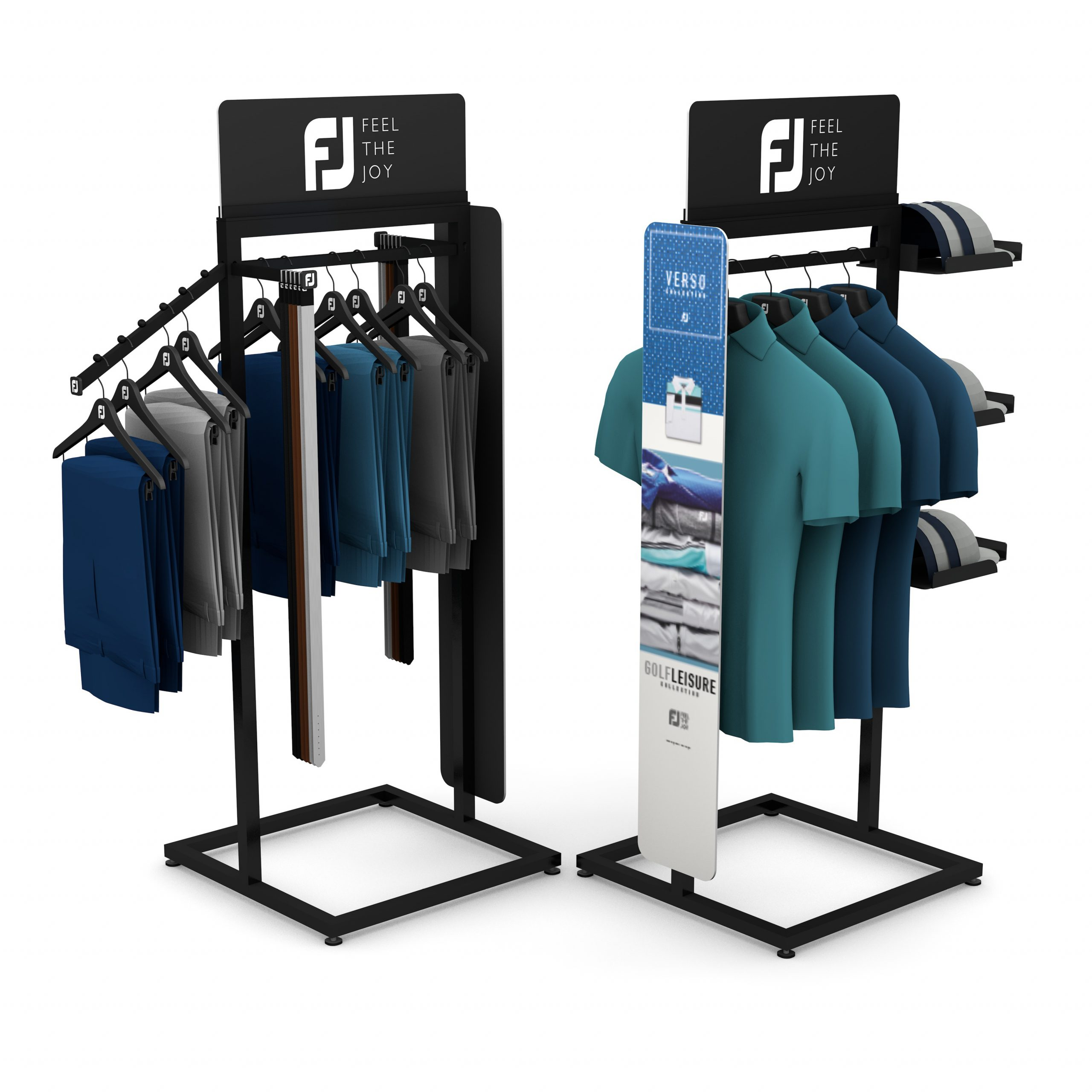 Point Of Purchase Stands