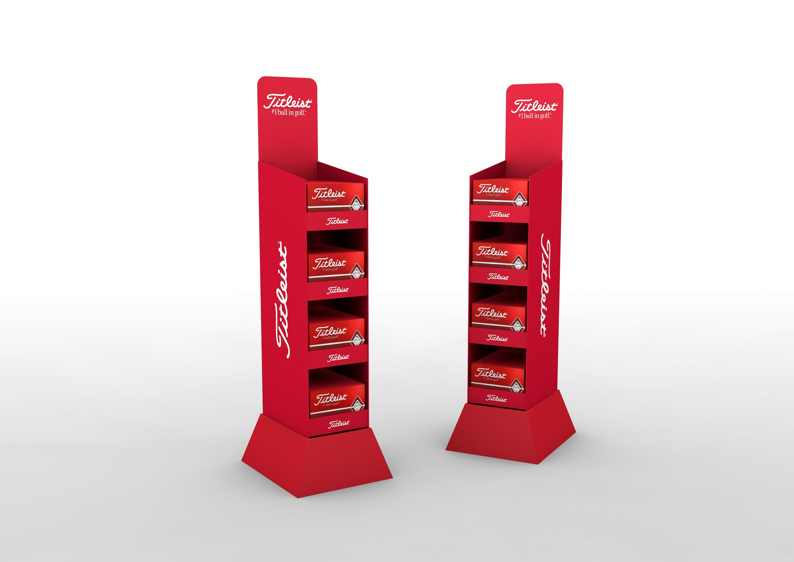 Cardboard Point of Sale Retail